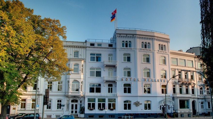 Relexa hotel bellevue hamburg zum besten preis buchen for Hotel hamburg designhotel