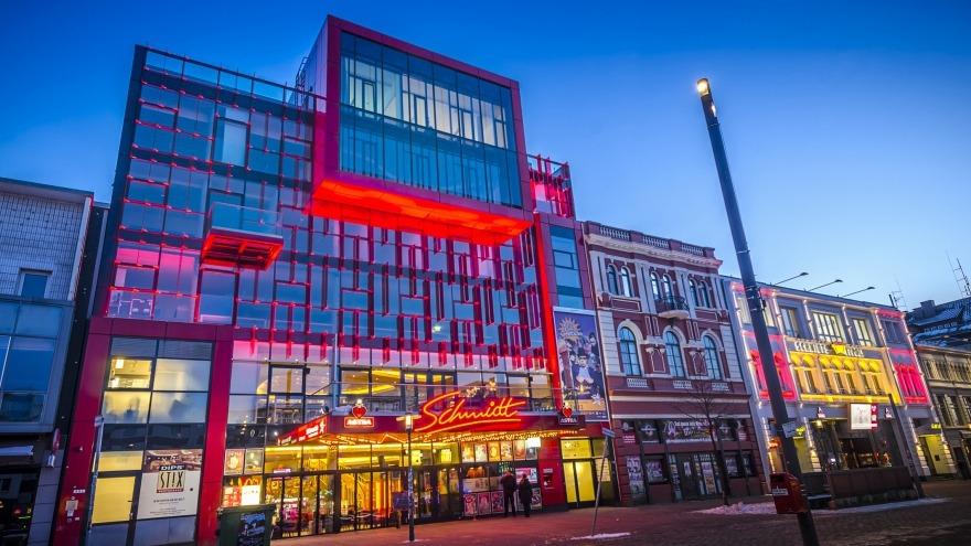 Die Heisse Ecke In Hamburg Auf St Pauli Ein Dauerbrenner In Hamburg