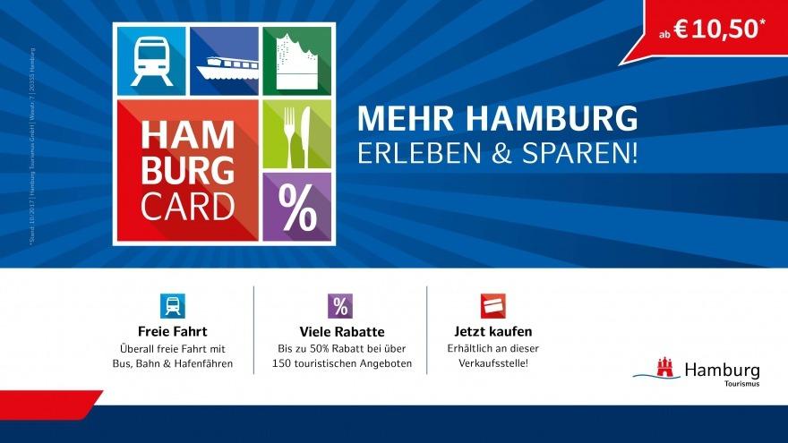 Hamburg Entdecken Mit Der Hamburg Card