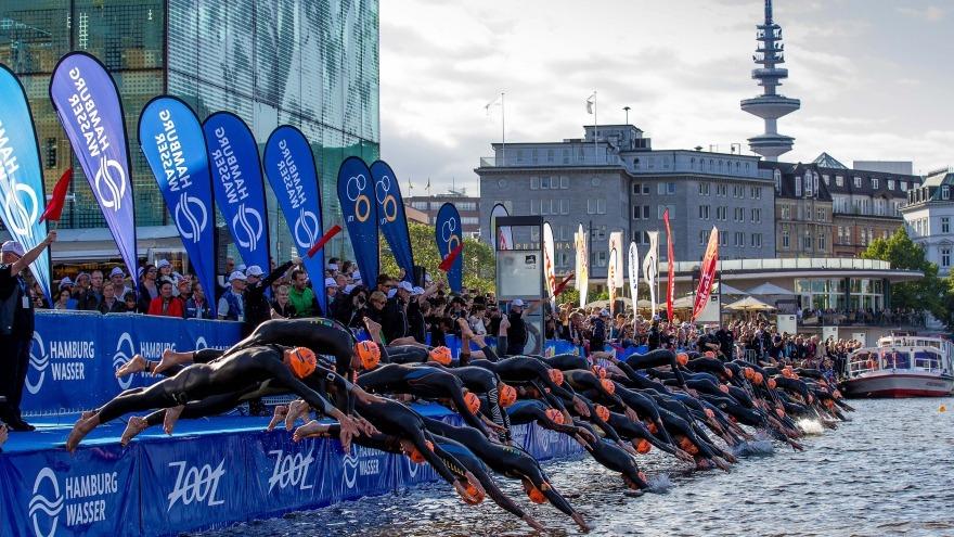 Itu World Triathlon Hamburg 2019 Informationen Und Hotelzimmer
