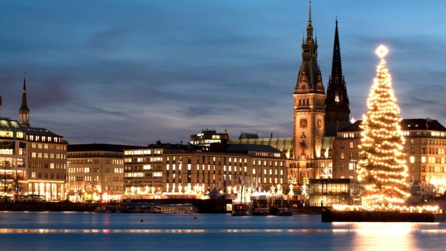 Weihnachtsm U00e4rkte Hamburg 2018 Im  U00dcberblick