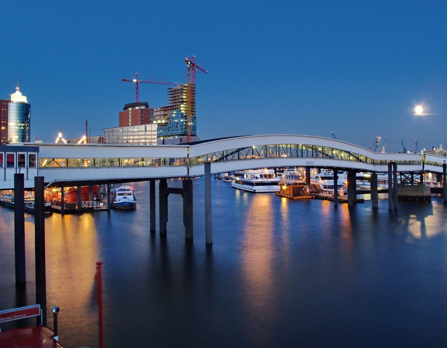 Adina Apartment Hotel Hamburg Michel - Hamburg - buchen bei DERTOUR